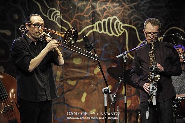 Five in Orbit - © Joan Cortès - 35è Festival de Jazz de Terrassa
