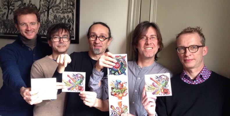 (Français) Et le disque est arrivé !